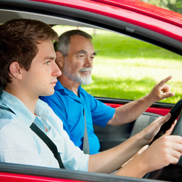 Intensive Driving School Warrington